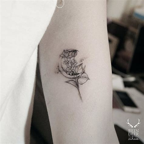 78 images about flat fabulous tattoos on pinterest flower moon tattoo tattoos