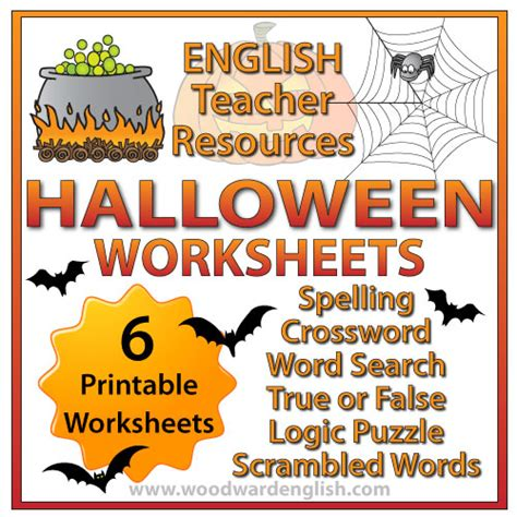 printable halloween board game esl halloween worksheets for kids woodward english
