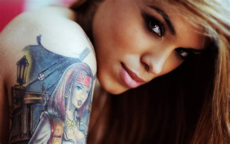 tattoo girl image hd hot girl tattoo
