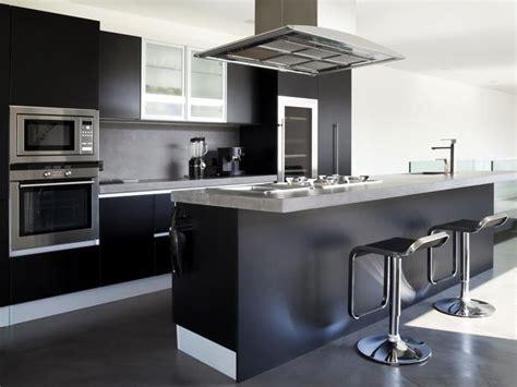 Black Kitchen by 22 Bold Black Kitchen Design Inspirations