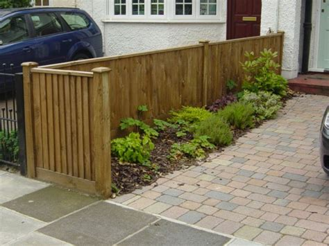 garden fencing jw home improvements landscaping