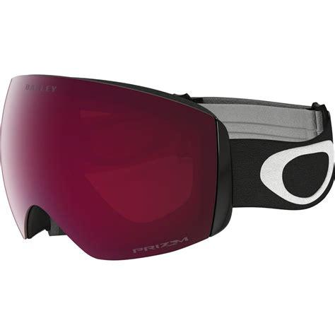 oakley flight deck low light lens oakley flight deck xm prizm goggles s backcountry com