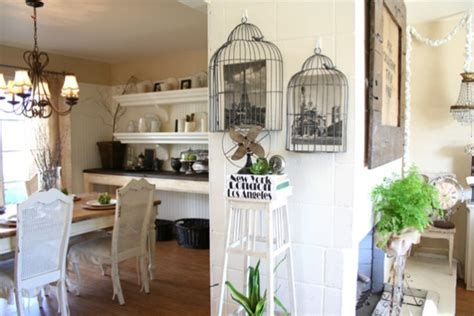20 creative decorating ideas with bird cages for vintage