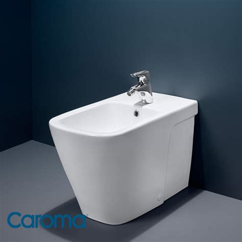 Bidet Basin Toilet Suite Wall Faced Bidet Caroma Toilet Suite