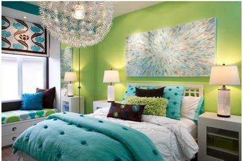 blue green bedroom bedroom in blue and green houses home decor