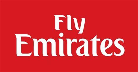 emirates logo emirates airlines logo fig 1 fly emirates logo