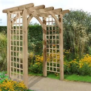 Pergola Archway by Supreme Pergola Arch Notcutts Notcutts