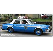 History Of Mopar Squads Chrysler Jeep And Dodge Police Cars 1980
