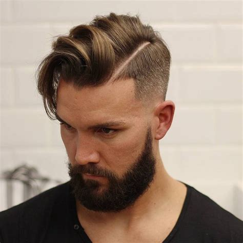 hard parting haircut 85 popular hard part haircut ideas choose yours 2018