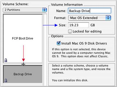 format hard drive for mac os x install partitioning a hard drive in os x jag