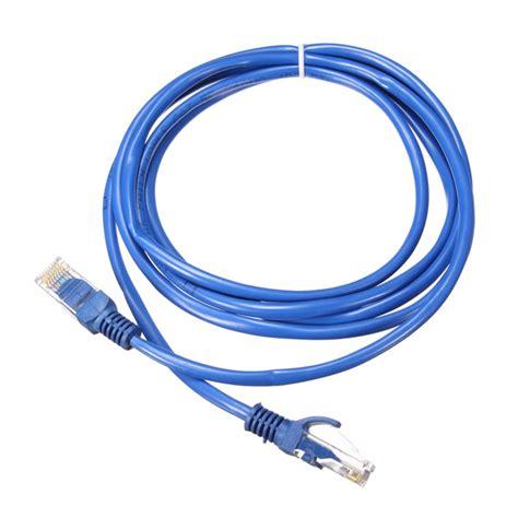 Rj45 Lan Networking Connector 2m blue cat5 65ft rj45 ethernet cable for cat5e cat5 rj45 network lan cable connector