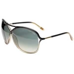 tom ford oversized aviator sunglasses grey ft0184