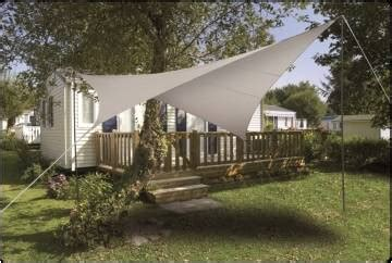 salon jardin bois 3422 voile d ombrage rectangulaire 2 x 3 m polyester taupe