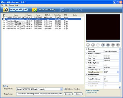 converter free download any video converter freeware 5 9 1