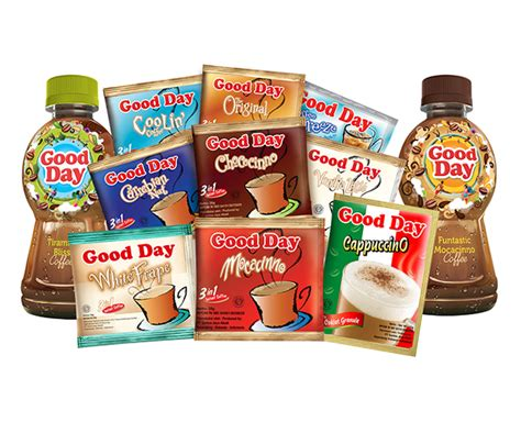 Day Cappucino Coffee Kopi Goodday kopi goodday brand activation at supermarket on behance