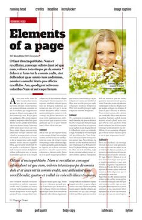 magazine journalism layout 1000 ideas about magazine articles on pinterest