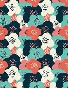 dot expression pattern abstract expression dots in blush coral mint and navy