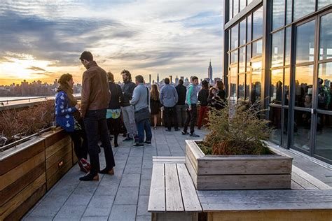 top bars in brooklyn the best rooftop bars in brooklyn brooklyn magazine