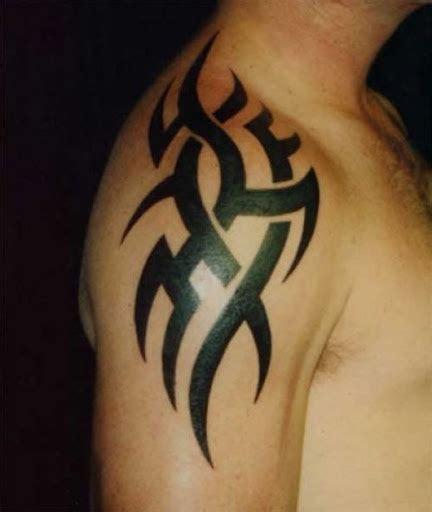 cool tribal arm tattoo design tattoobite com