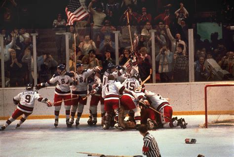 The Miracle Story Hockey Miracle On 35 Years Later What You May Or May Not Remember Hartford Courant