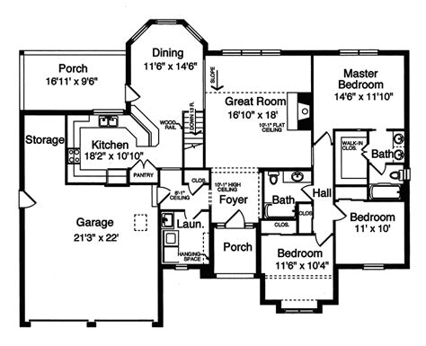 neoclassical floor plans hillhurst neoclassical home plan 065d 0238 house plans and more