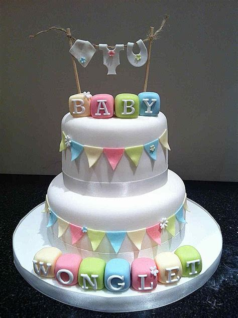 Unknown Gender Baby Shower Cakes by Baby Shower Cake Ideas For Unknown Gender Www Pixshark