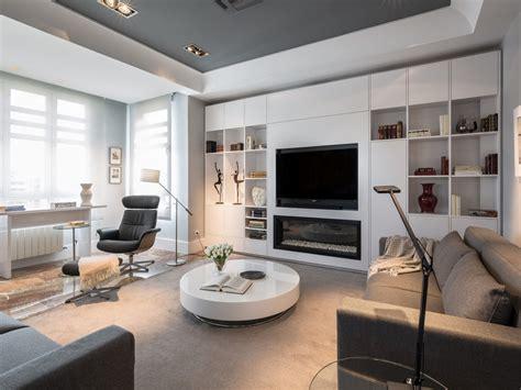 el recibidor  atico minimalista  luminoso nuevo estilo