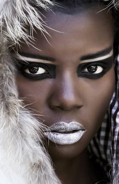 Sabina Tribal tribal sabina make up artists