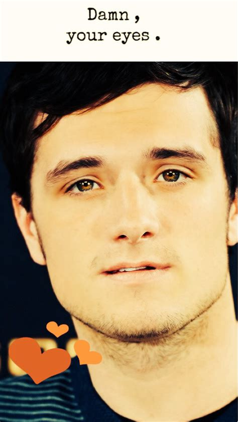 josh hutcherson eye color josh hutcherson image 1868257 by saaabrina on favim