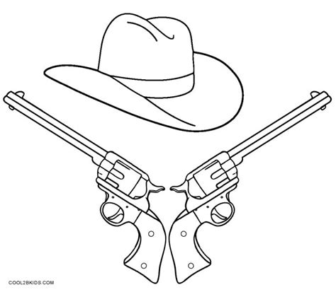toy gun coloring page country western coloring pages guns coloring pages