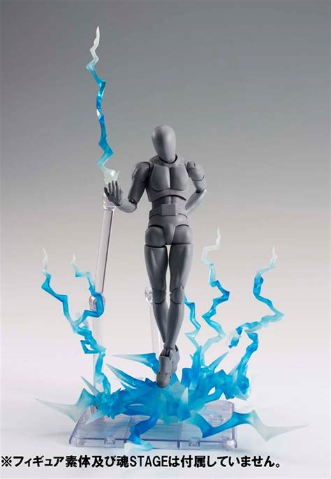 figure effects tamashii nations new figure stands and effects pieces