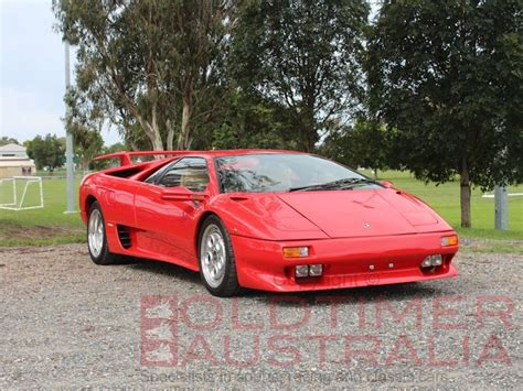 1992 lamborghini countach 1992 lamborghini diablo oldtimer australia classic cars