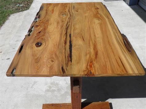 sinker man sinker man sinker cypress table wood