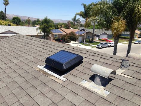 how to install solar attic fan retrofit solar attic fan install solar attic fans