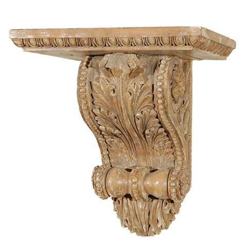 Corbels For Sale 19th Carved Wooden Corbel For Sale At 1stdibs