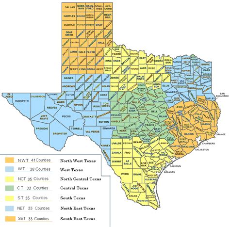 texas county map texas county map with cities texas is so vast we are setting up seven districts check the