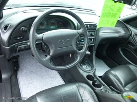 2000 Mustang Interior Colors by Charcoal Interior 2000 Ford Mustang Gt Coupe Photo