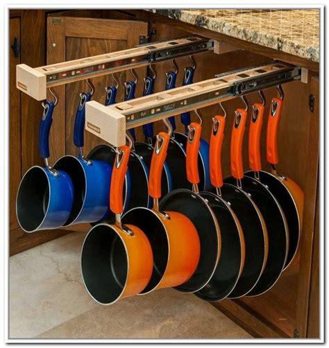 diy pot and pan cabinet storage pots and pans organizer pot and pan storage drawer