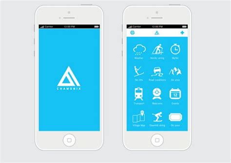 design mobile application free use of flat design in mobile app interfaces best exles