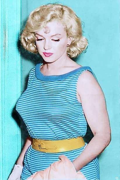 marilyn color marilyn color photo marilyn