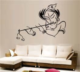 Stickers On Wall For Bedroom wall art designs bedroom wall art stickerskart wall stickers krishna