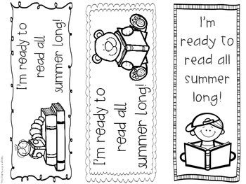 summer colouring bookmarks summer bookmarks by the busy class teachers pay teachers