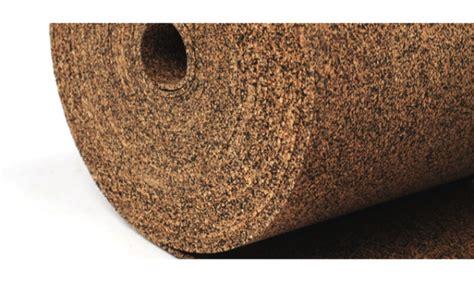 rubber cork rolls natura cork flooring