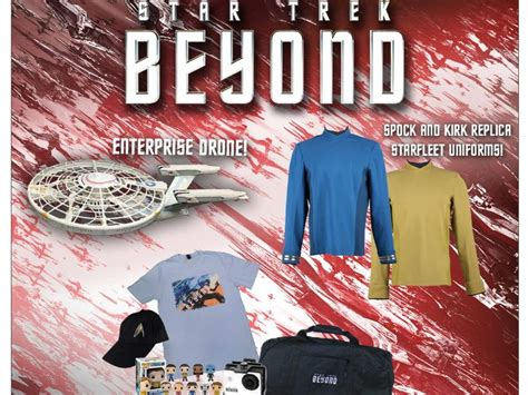 Amc Sweepstakes 2016 - the amc star trek beyond prize pack sweepstakes