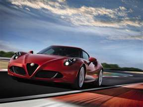 Alfa Romeo Sports Cars Alfa Romeo 4c Sports Car Reveal Business Insider