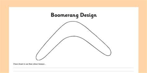 australian boomerang template australian boomerang template erieairfair