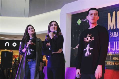 film the doll 2017 serunya meet greet bareng pemain utama film the doll 2