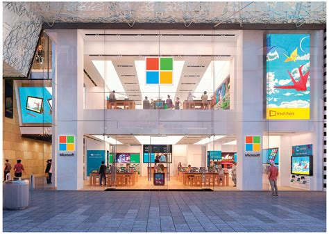 New Shop 2 by Microsoft To Open Flagship Store In New York On October 26