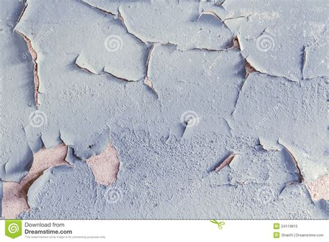 Paint For Ceiling Cracks by Oil Paint Peeling Off The Wall Royalty Free Stock Photo