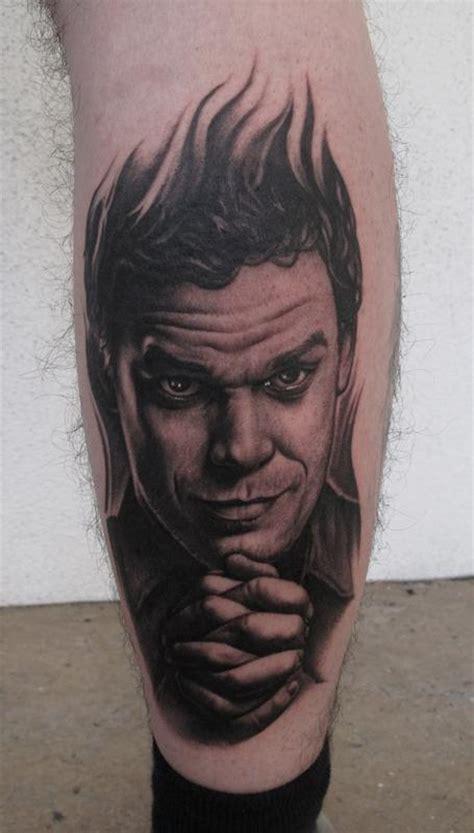 dexter tattoo bob tyrrells gallery tattoos bob tyrrell